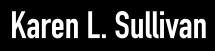 Karen L Sullivan, writer Logo